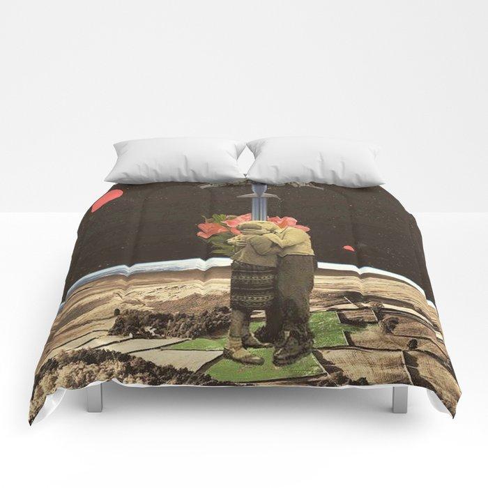 Love Grows Comforters