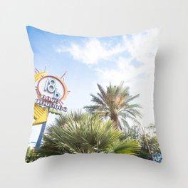 18b Arts District Las Vegas Throw Pillow