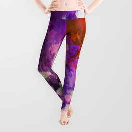Explosion of Color Leggings