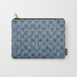 Checker Carry-All Pouch