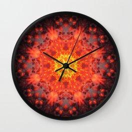 Big BOOM Wall Clock