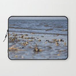 Shells in the sand 4 Laptop Sleeve