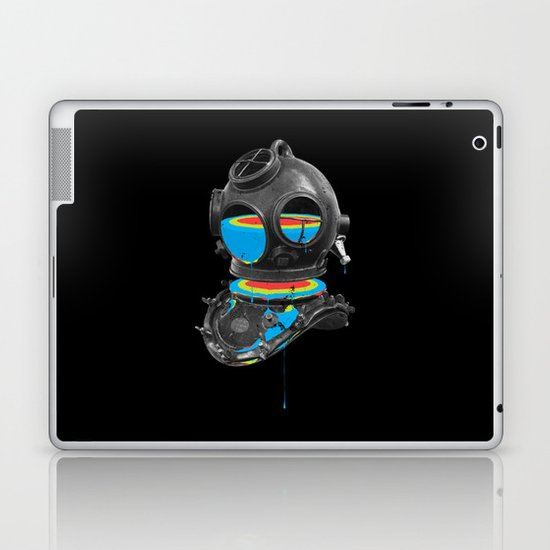Diver No.12 Laptop & iPad Skin