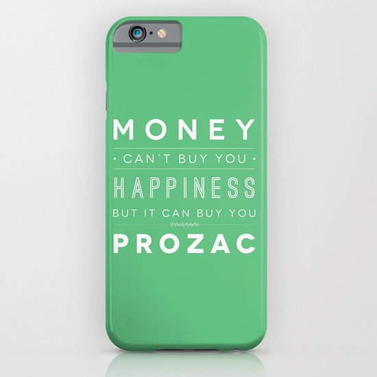 Prozac Nation iPhone & iPod Case