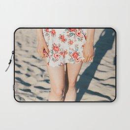Flower Dress Laptop Sleeve