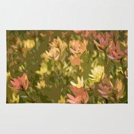 Protea fields Rug