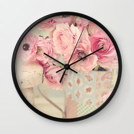 Sweet and Lovely Wall Clock