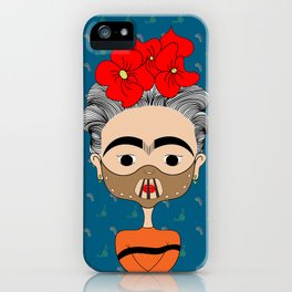 Hannibal Kahlo iPhone Case