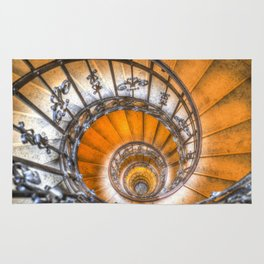 The Spiral Staircase Rug