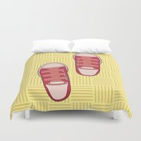 dorothy Duvet Covers featuring dorothy  by freshinkstain