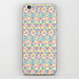 Azteca Quatre iPhone Skin