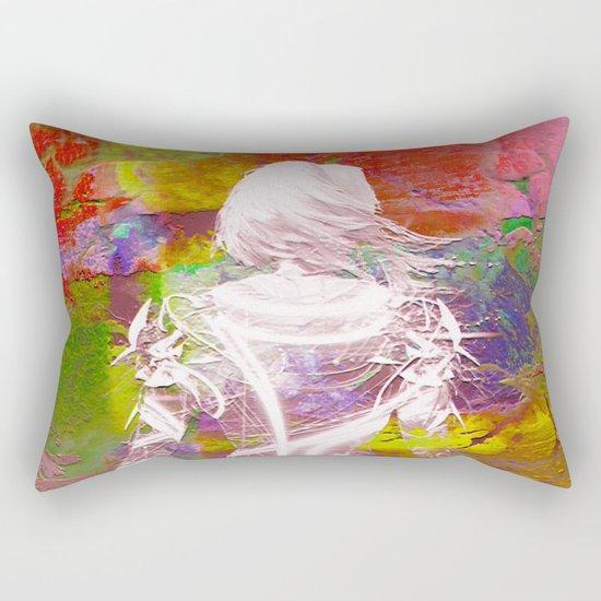 """"""" Isabelle """" Rectangular Pillow"""