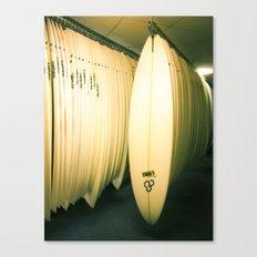 Surf Co Canvas Print