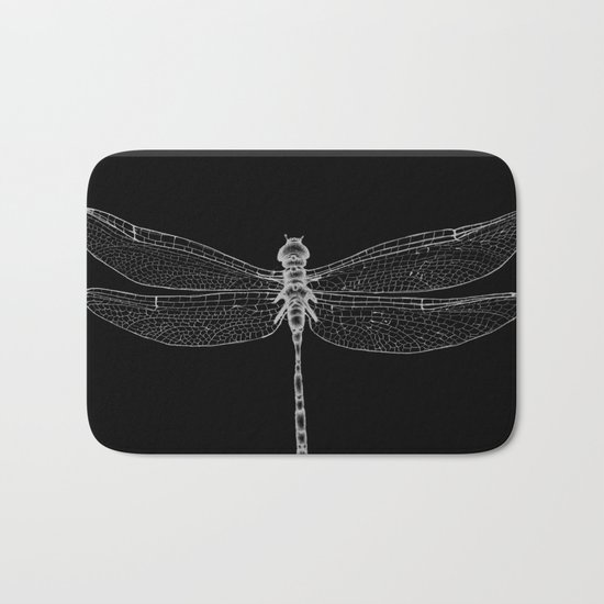 Night Flyer Bath Mat