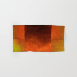 Square Composition VII Hand & Bath Towel