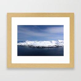 Whitter, Alaska Framed Art Print