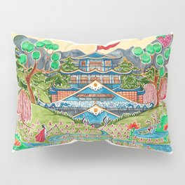 The Nightingale Series - 1 of 8 Pillow Sham