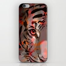 Tiger Mix #5 iPhone & iPod Skin