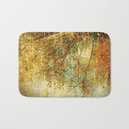 Tree Autumn Bath Mat