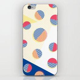 Japanese Patterns 01 iPhone Skin