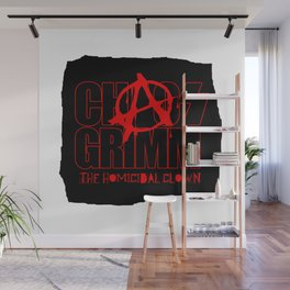 Chaos Army Wall Mural