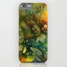 The Flavor of Autumn Slim Case iPhone 6s