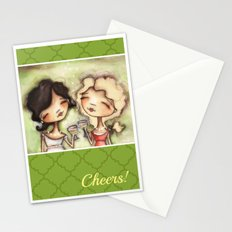Cheers Stationery Cards