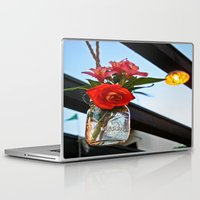 outdoor Laptop & iPad Skins featuring Outdoor Decor by Kim Ramage
