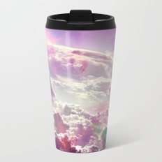 Clouds #galaxy Metal Travel Mug