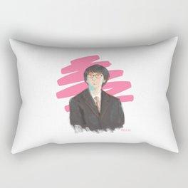 Harry in Suit Rectangular Pillow