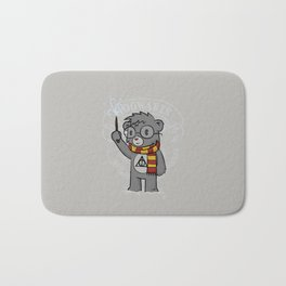 Bearry Potter Bath Mat
