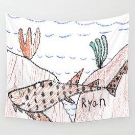 Epaulette Shark Wall Tapestry