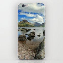The Lake District iPhone Skin