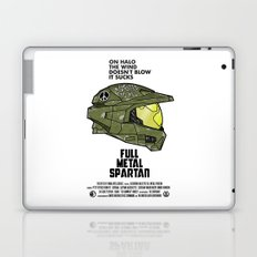 Full Metal Spartan Laptop & iPad Skin