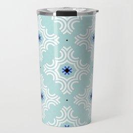 Ornamental snowflakes Travel Mug