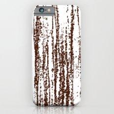 Birch Winter Sepia Slim Case iPhone 6s