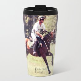 Polo Pony 2 Travel Mug
