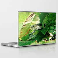 snake Laptop & iPad Skins featuring Snake by Stecker Photographie
