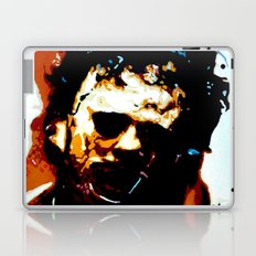 Leatherface Laptop & iPad Skin