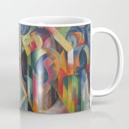 "Franz Marc ""Stables"" Coffee Mug"