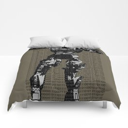 Kernel Panic Comforters