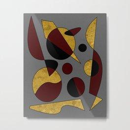 Abstract #132 Metal Print