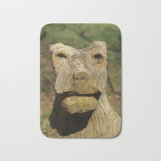 BEAR FACED CHEEK Bath Mat