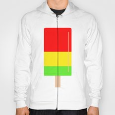 Popsicle colorful design Hoody
