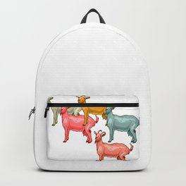 Colors Goats Backpack