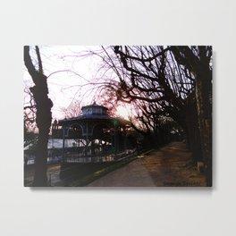Alameda Park Metal Print