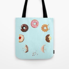 Donut Phases Tote Bag
