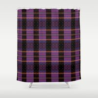 happy birthday Shower Curtains featuring Happy Birthday! by Jim Pavelle