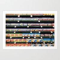 Consume Consume Consume  Art Print