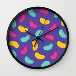 The Beanies Wizard Wall Clock
